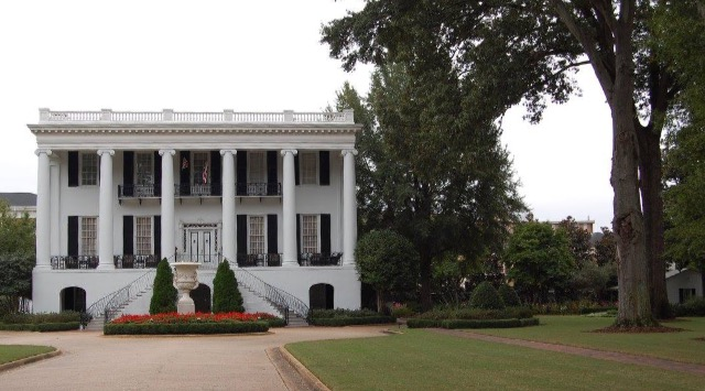 University of Alabama, President's Mansion