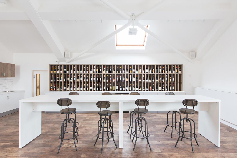 Wine Tasting Rooms //