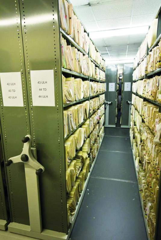 Medical Records Dept //