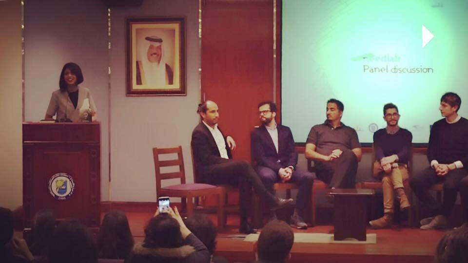 Launch of needlab in kuwait
