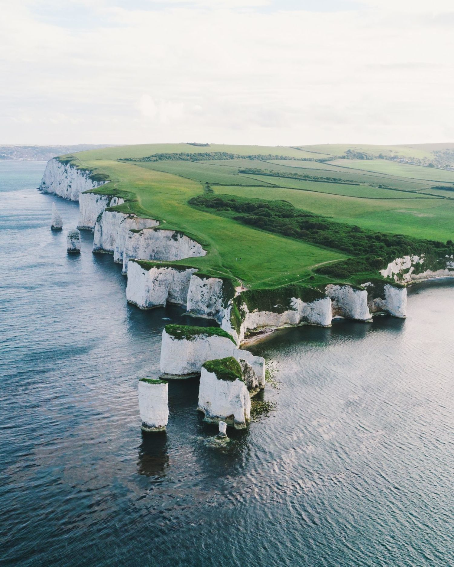 Jurassic Coast Challenge with Trekstock | Grace Brown Fitness London | Photo by Joshua Cowan on Unsplash