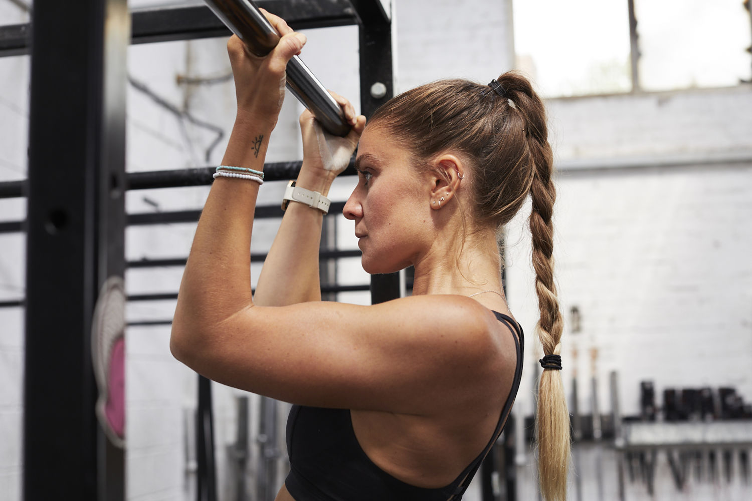 Grip Strength by Grace Brown on Strong Words | Image by  Christy White Photography  | Grace Brown Fitness London