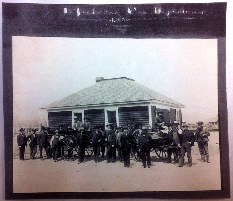 1906 Manhattan Fire Department  |  Photo Credit: Audrey Ulmen
