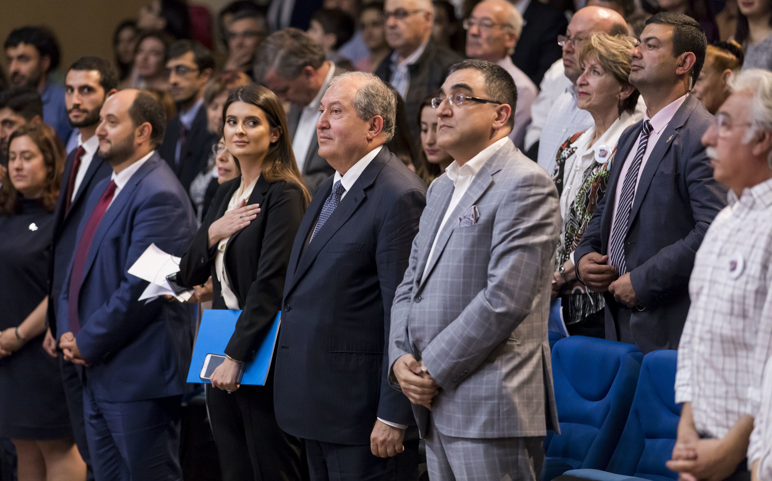 Ambassador Induction Ceremony 2018