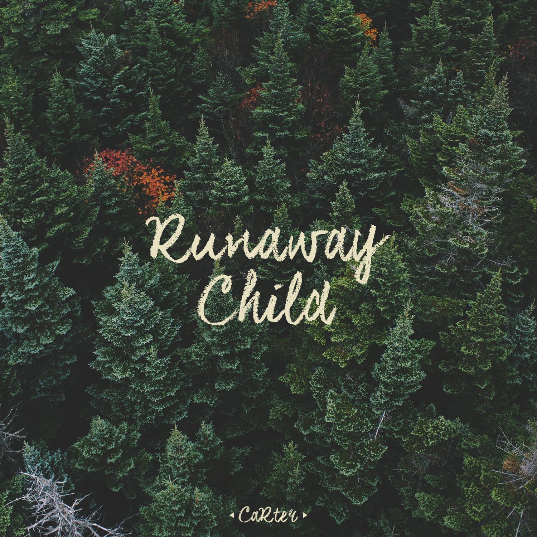 'Runaway Child' Single Cover Art