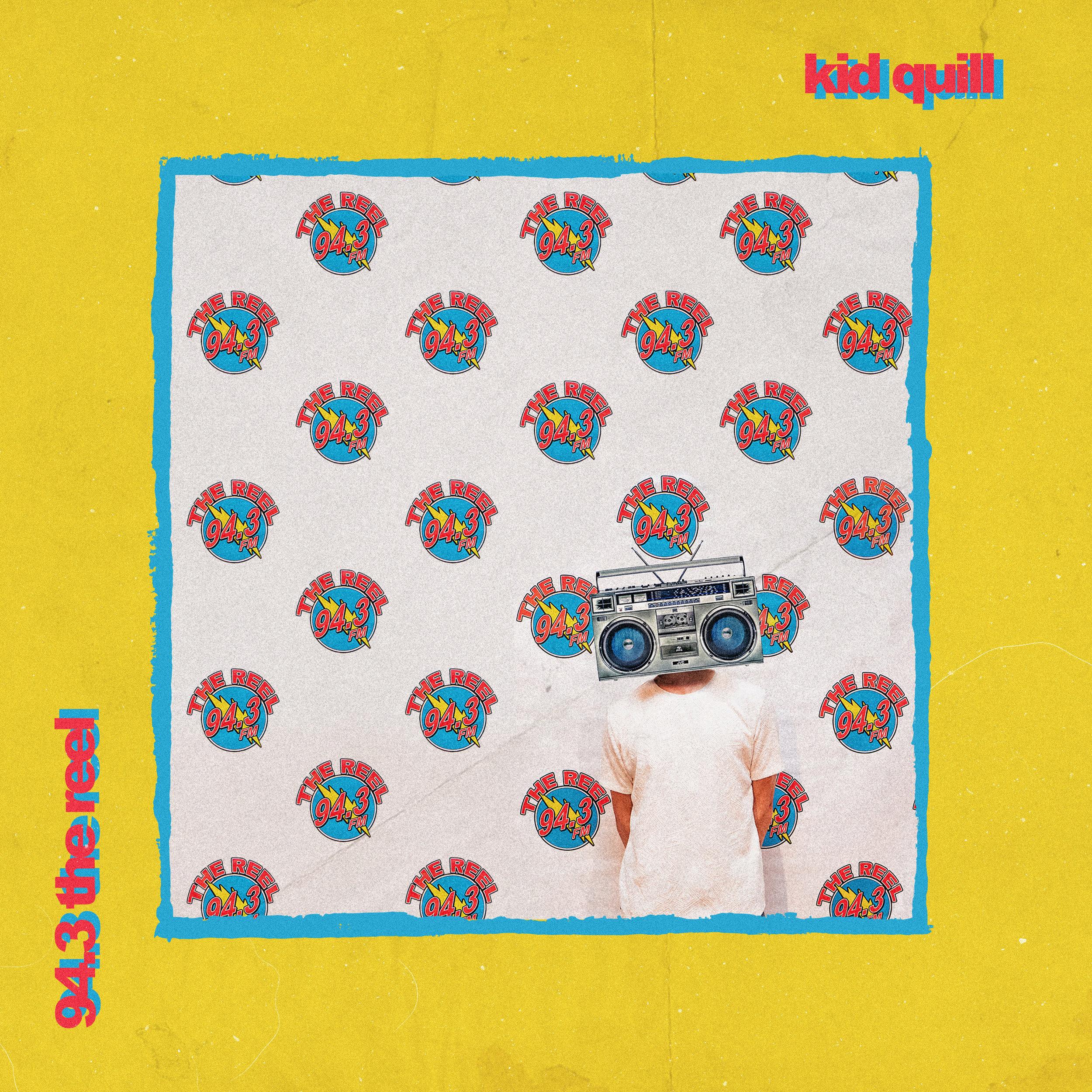 '94.3 The Reel' Album Cover Art   Top 10 iTunes Rap/Hip-Hop Charts