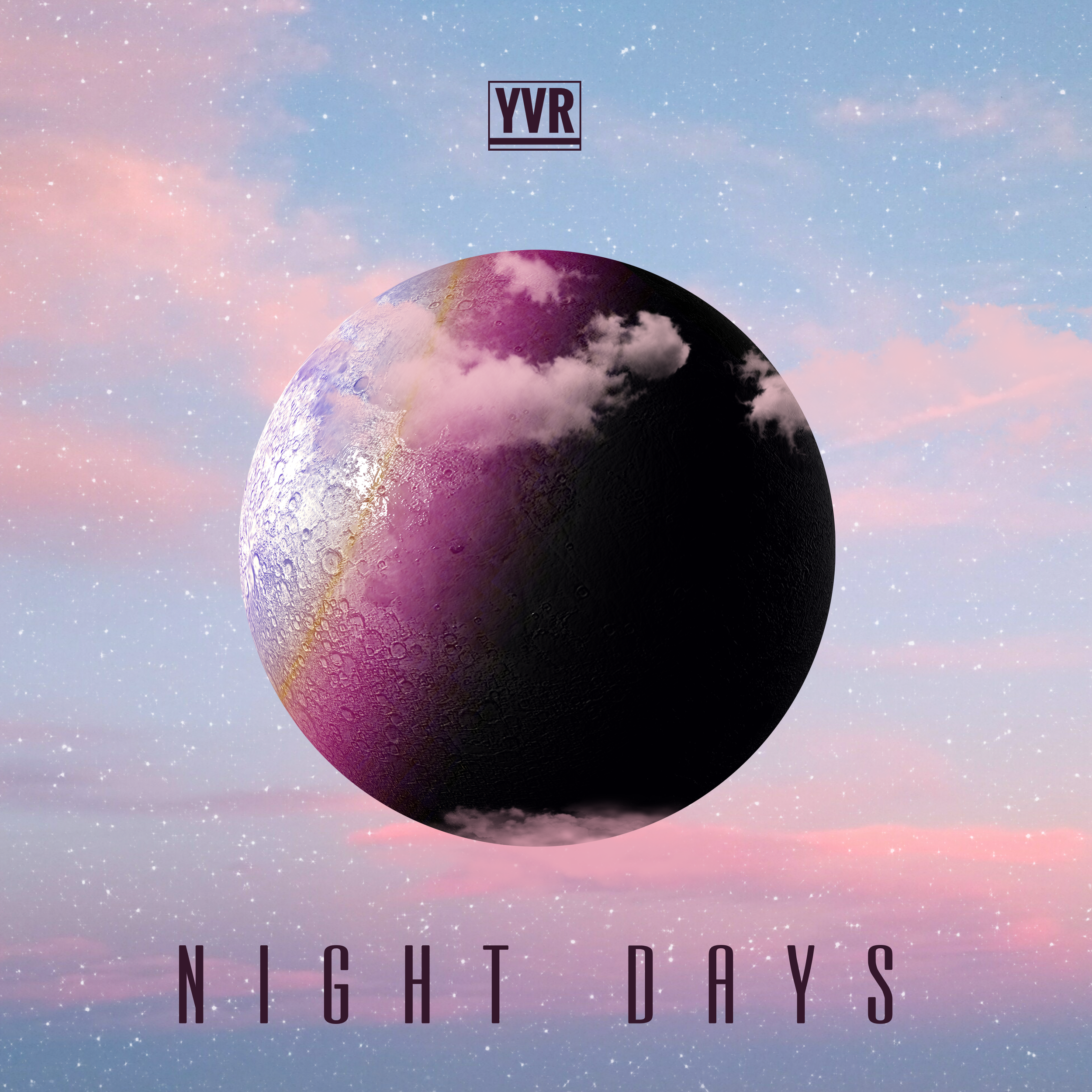 'Night Days' EP Cover Art