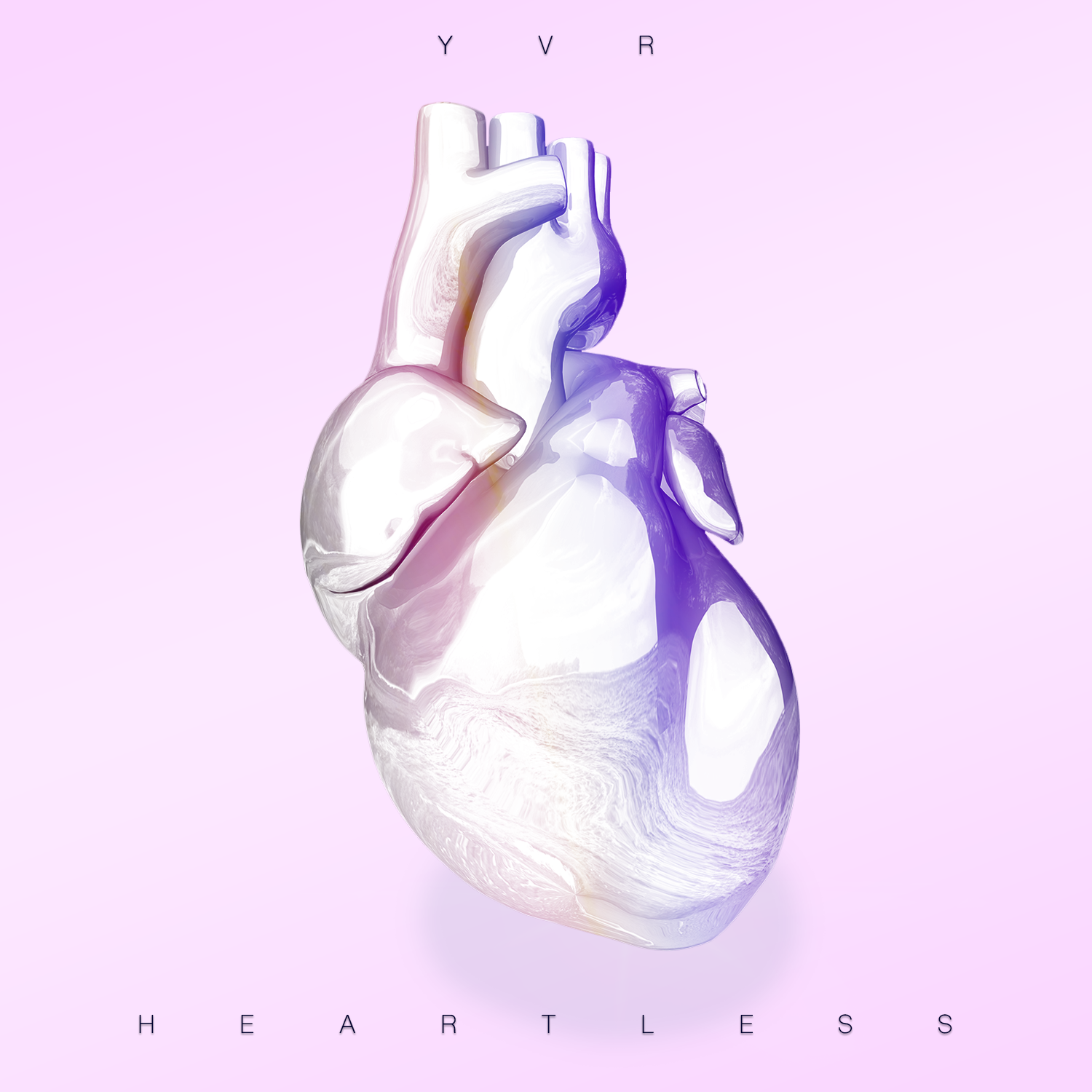 'Heartless' Single Cover Art