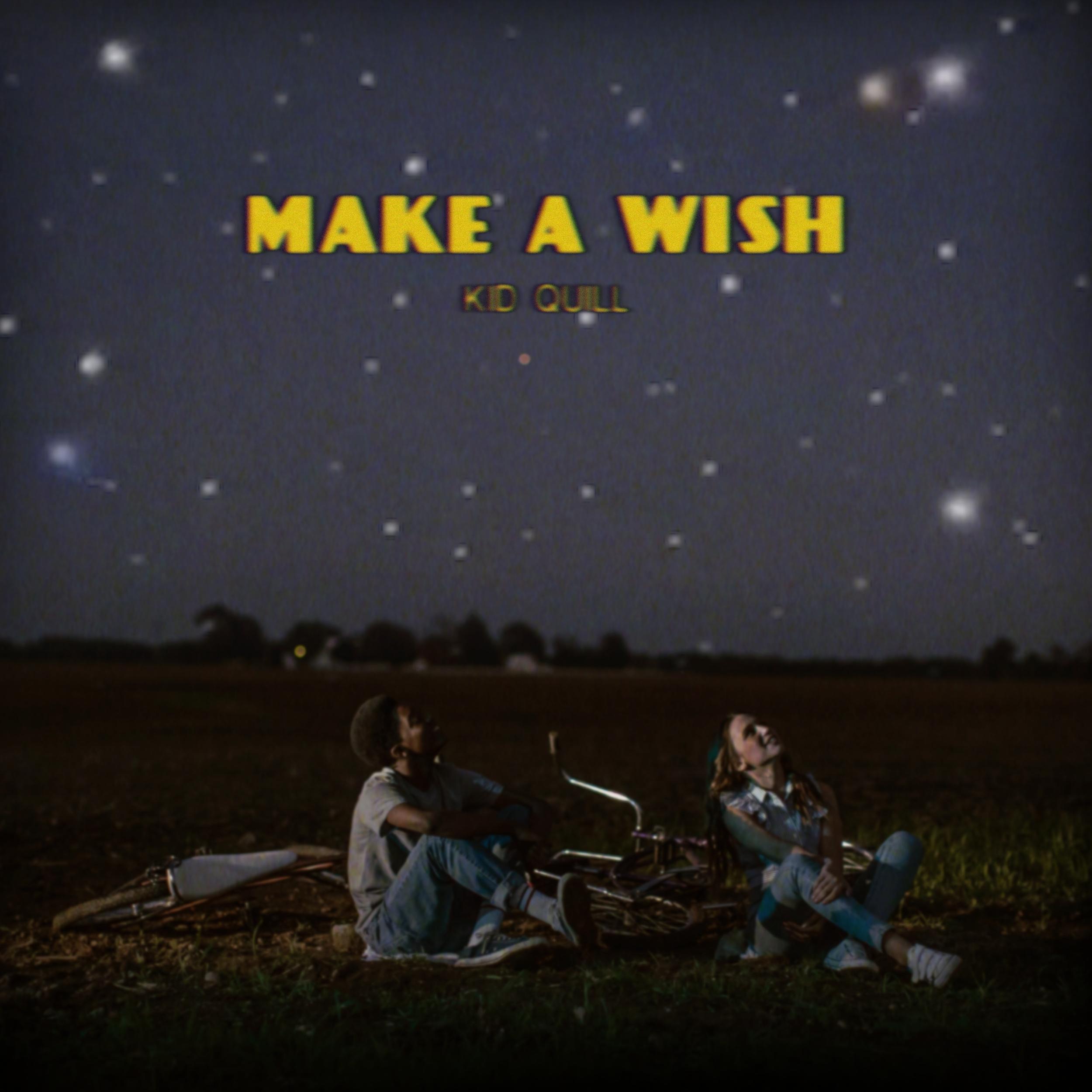 'Make a Wish' Single Cover Art