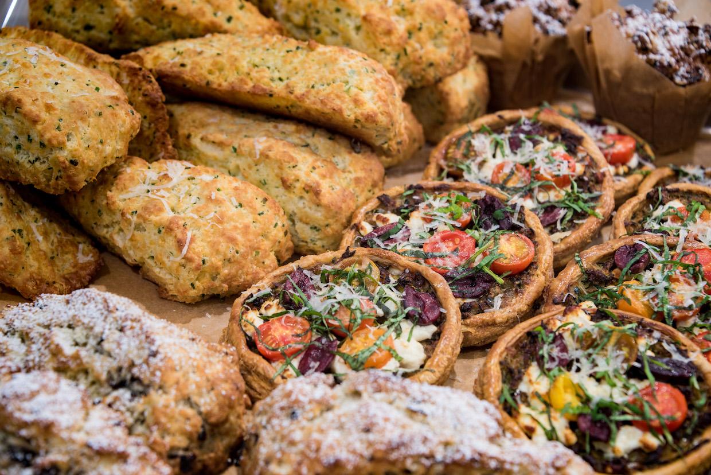 Handlebar Cafe Delicious Pastries | Image: Wanderborn