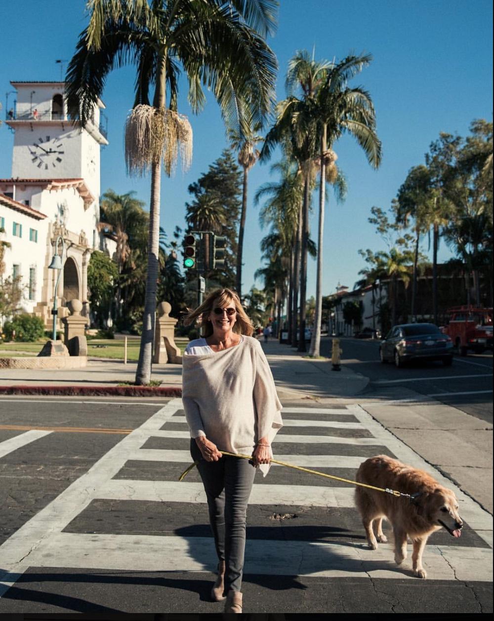 Beverly Palmer, Santa Barbara