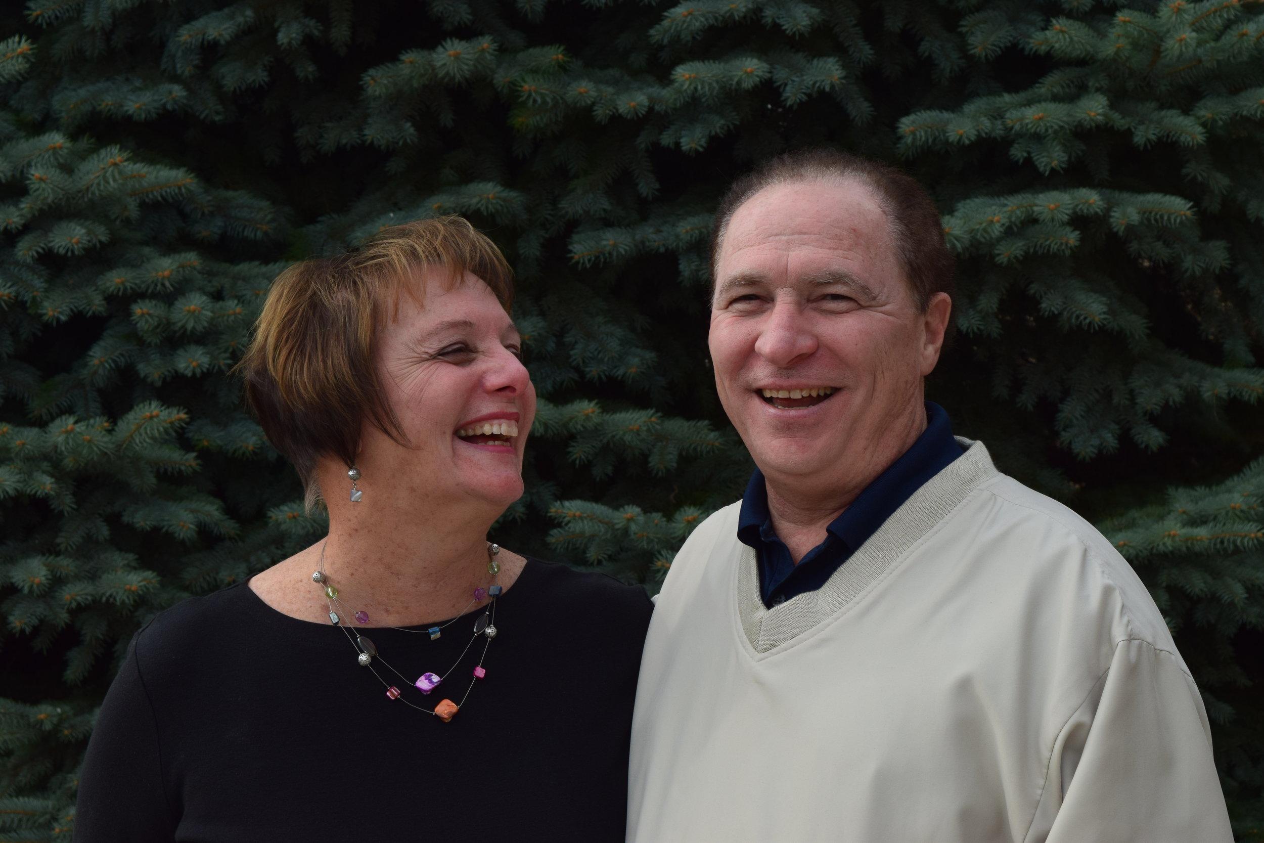 PASTOR TORRY & MARLYN GLIGORA   Lead Pastor