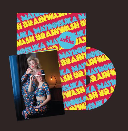 We hebben een nieuwe cd! Bestel BRAINWASH via    onze webshop   .
