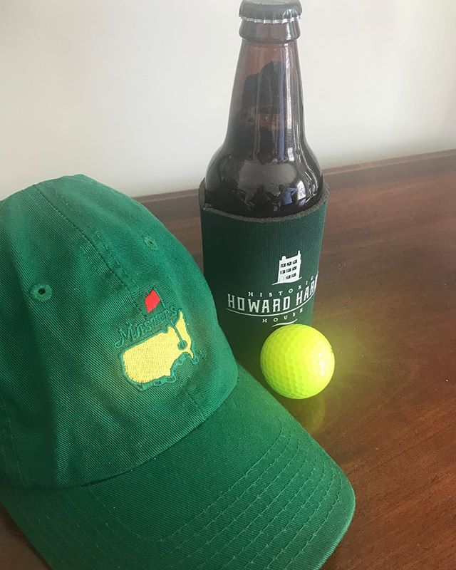 National Beer Day & The Masters? Don't mind if we do! #nationalbeerday #themasters #cheers #howardhardyhouse #airbnb #louisville #louisvilleairbnb #visitlouisville