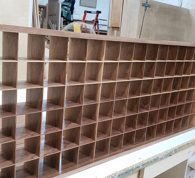 What to do if you have too many ties #millwork #closetdesign #customfurniture #dresser #livingroomdecor #designbuild #madetoorder #bespokedesign #interiorarchitecture #bedroomdecor #uws #fall2019 #upbeatcustomdesigns #woodworking #woodwork #nycdesigner #furnituredesign #designer #brooklyn #madeinbrooklyn #luxuryliving #nycfashion #nycdesign #hercloset #interiordesigner #manhattan #nycdesign #madeinny #madeinnyc