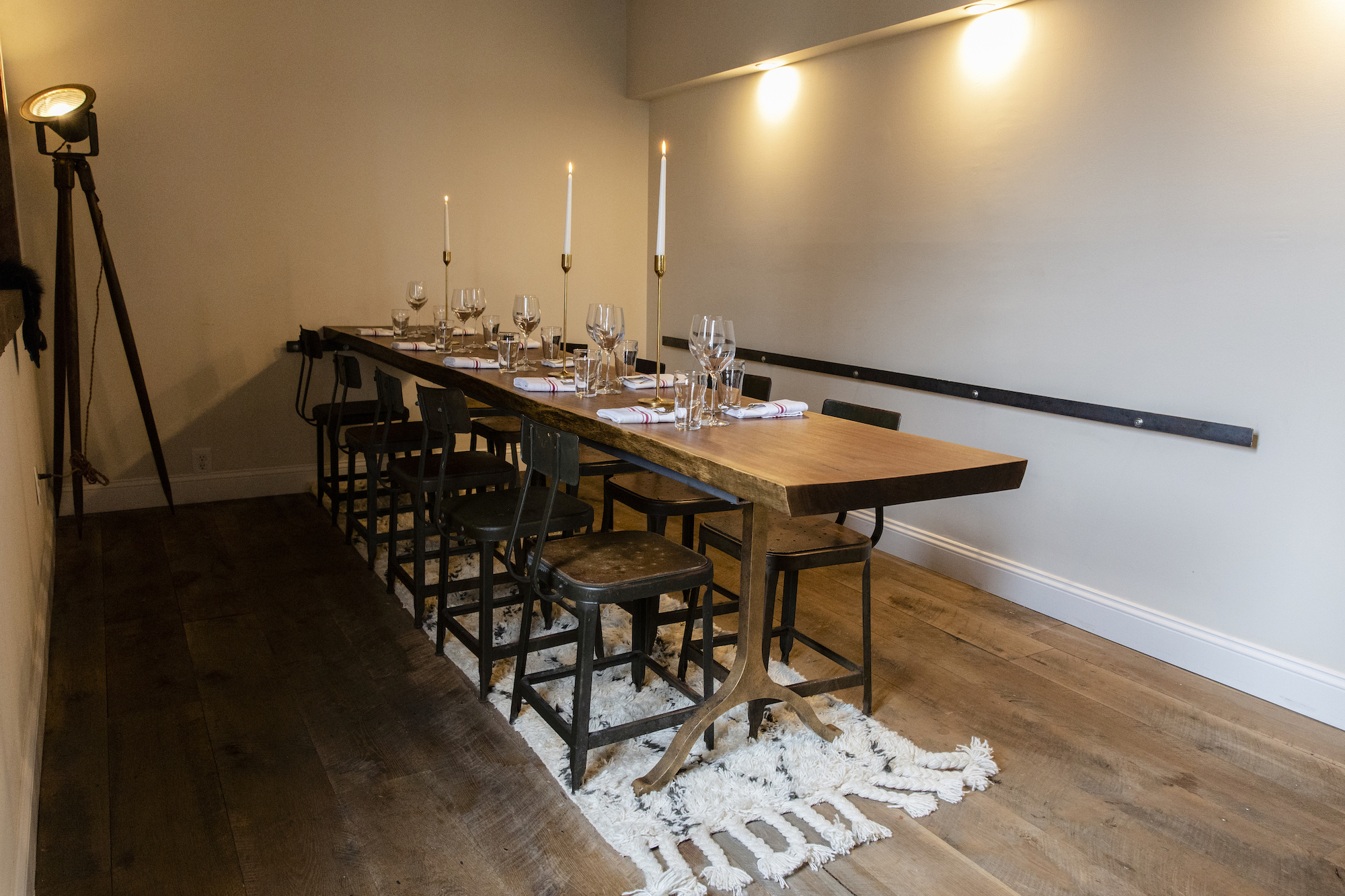 The Marion Private Dining Room
