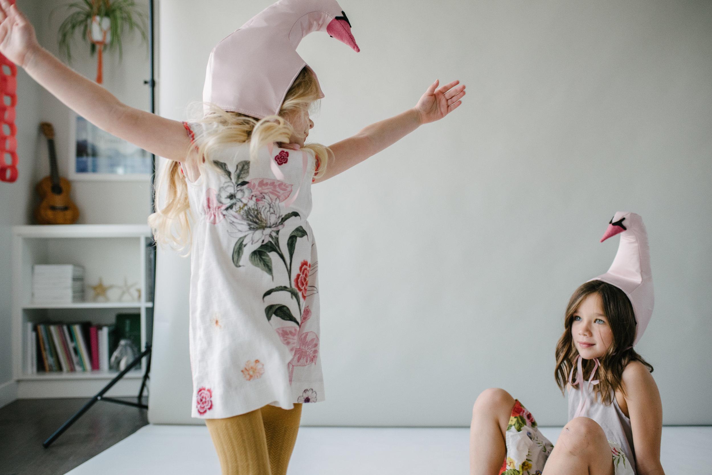 bird hat pattern