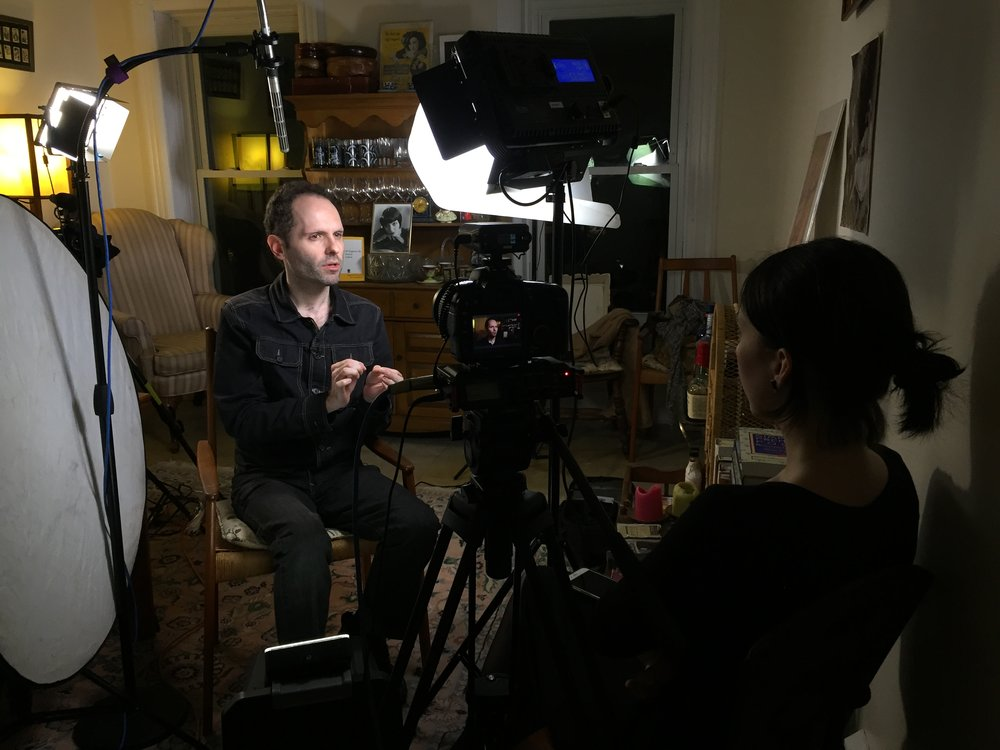 Interview with Dan Callahan, November 2016