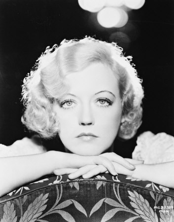 Marion Davies in an MGM still