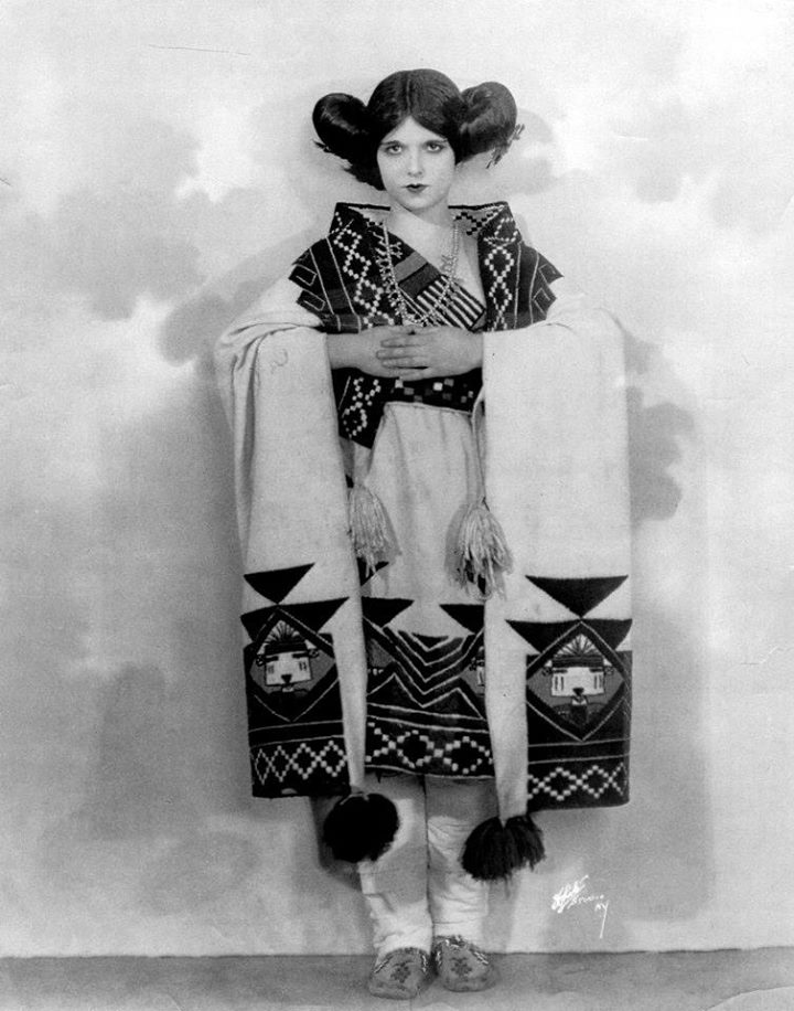 Louise in  Feather of the Dawn  (1923)