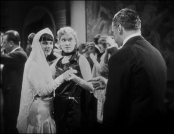Alice Roberts and Louise Brooks in  Pandora's Box (1929).