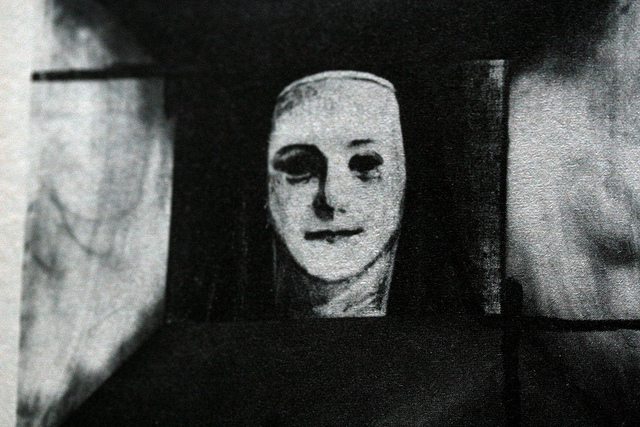 Portrait of Saint Thérèse of Lisieux by Louise Brooks (image obtained from this  link )