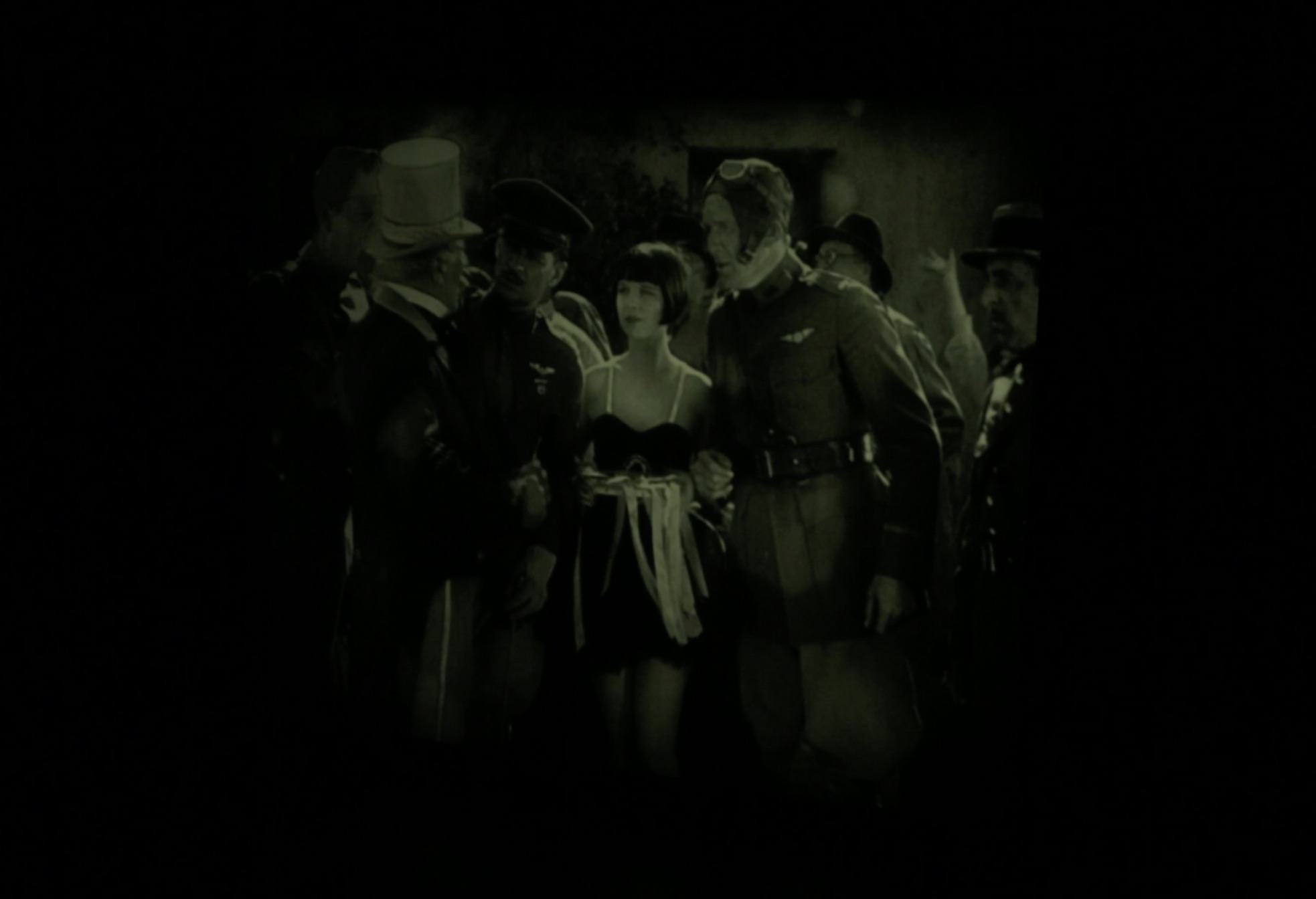 Image from  Now We're in the Air (1927)