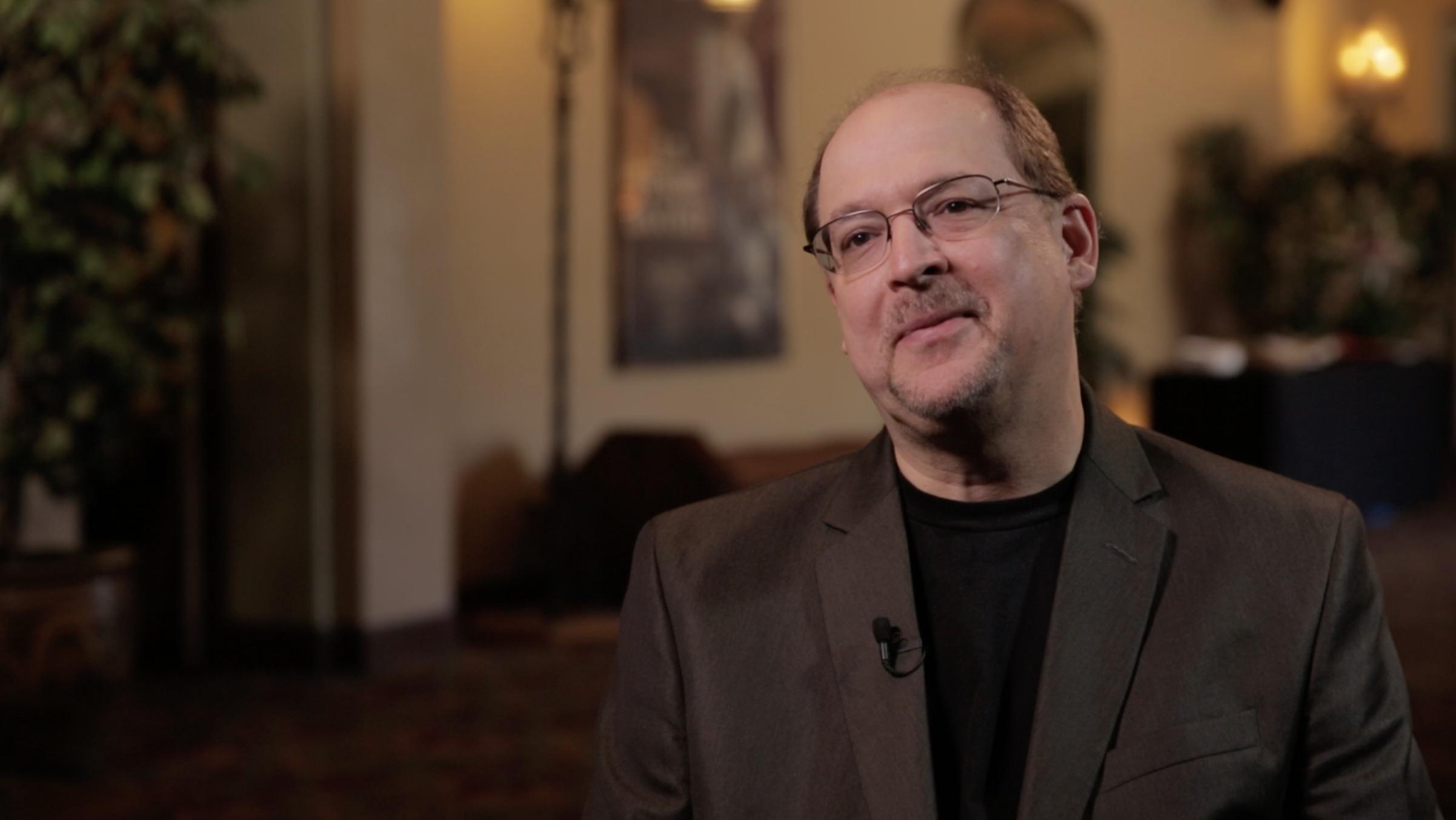 Interview with Thomas Gladysz