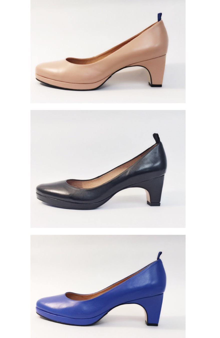 The dr. Liza sneaker pump is a heel for every woman. Whether you are 19 or 94, these heels were made for you. Having genetically flat feet, being an overpronator and suffering from bunions, I would barely be able to walk after a day of wearing a completely flat shoe [like tieks]. I developed the dr. Liza sneaker pump as an every day heel you can wear to walk, commute, work, play and basically live your life without worrying about your feet, knees, hips or back. The beautiful shape, luxurious Brazilian leather and modest heel means that you will always look polished and effortlessly stylish.  These are slated to arrive from Brazil in March 2018. As soon as they arrive they will be shipped out to you.  As a thank you for your pre-order please use the code 'HAPPY40' to get 40% off the ROYAL BLUE + BEACH SAND dr. Liza sneaker pumps until 11:59pm EST on Feb 16th.   Happy Shopping!