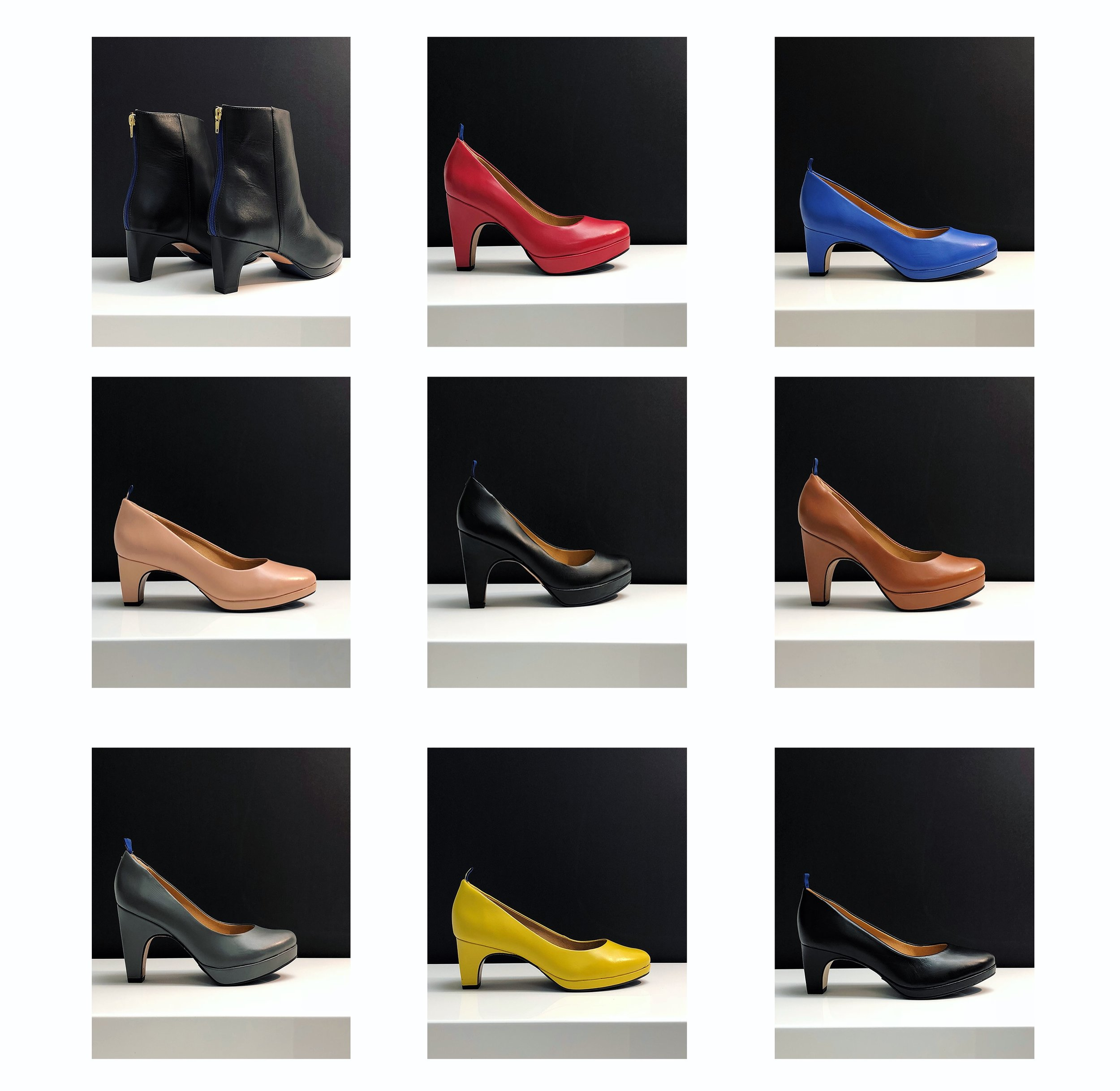 Need any assistance with the fit of your shoes or would you like to send some feedback? Email hi@drLizashoes.com - We are always trying to improve and make the perfect heels for you, so good or bad we would love to hear!