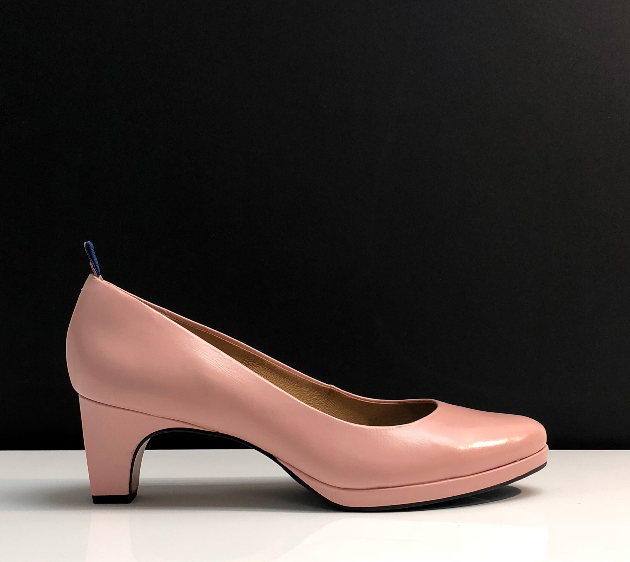 YOUR LOVE [AKA YOU] MAY NOT HAVE WORN HEELS IN A LONG TIME AND WOULD BE MORE COMFORTABLE STARTING IN SOME SNEAKER PUMPS. AND ROSY PINK IS THE PERFECT COLOUR TO SAY I LOVE YOU. DOES SHE HATE PINK? NO NEED TO WORRY - YOU CAN GO WITH BLACK, ROYAL BLUE, BEACH SAND, CARAMELO, E OR SUNSHINE YELLOW.