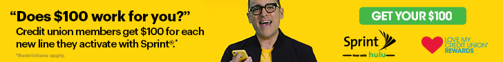 Get up to $300 for new lines you activate with Sprint.