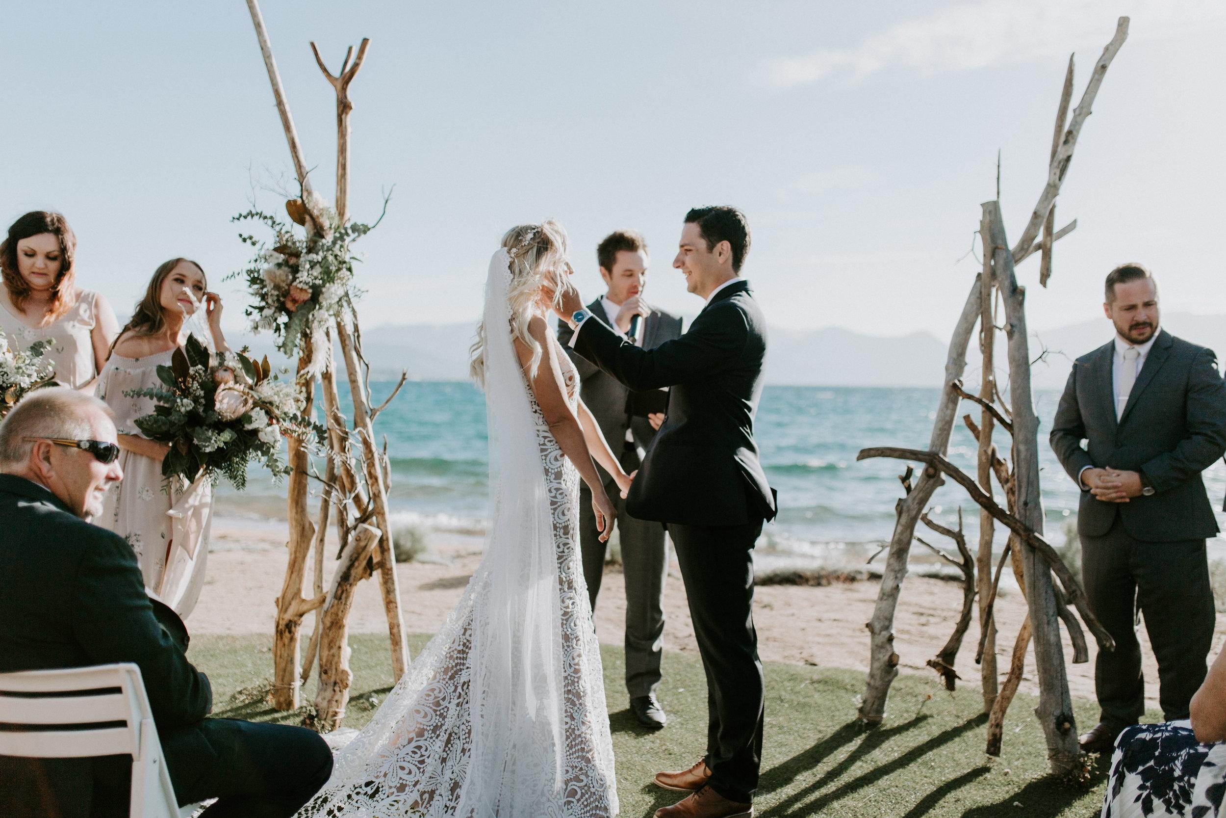 Tahoe Wedding - Edgewood Tahoe