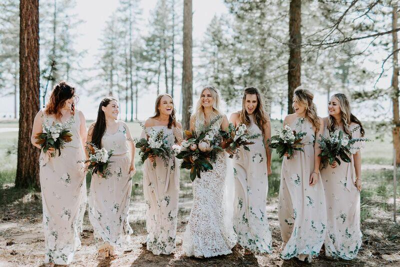 Show Me Your MuMu Bridesmaid Dress