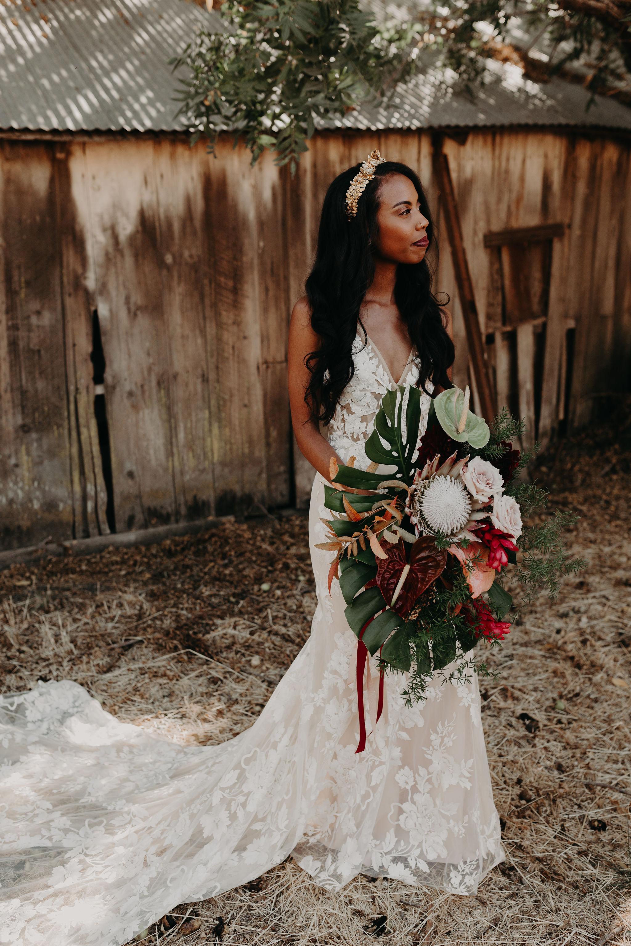 Wedding at Reinstein Ranch