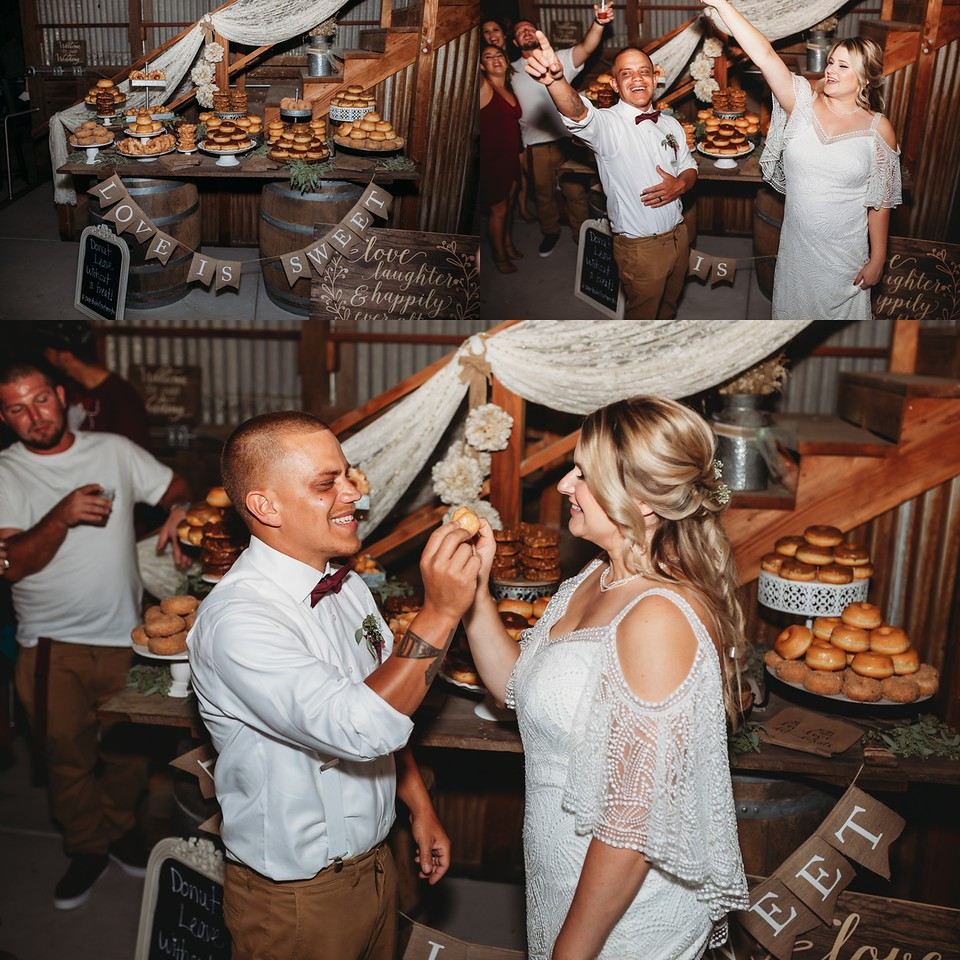 Monk Ranch Wedding - Laurie Ashley Photography
