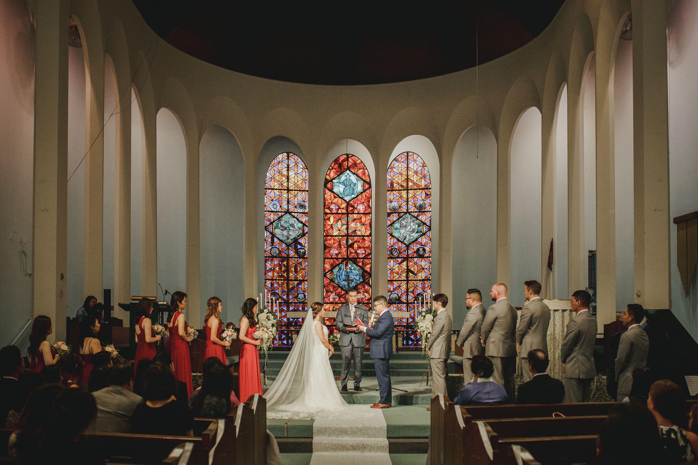 Church Wedding Santa Clara
