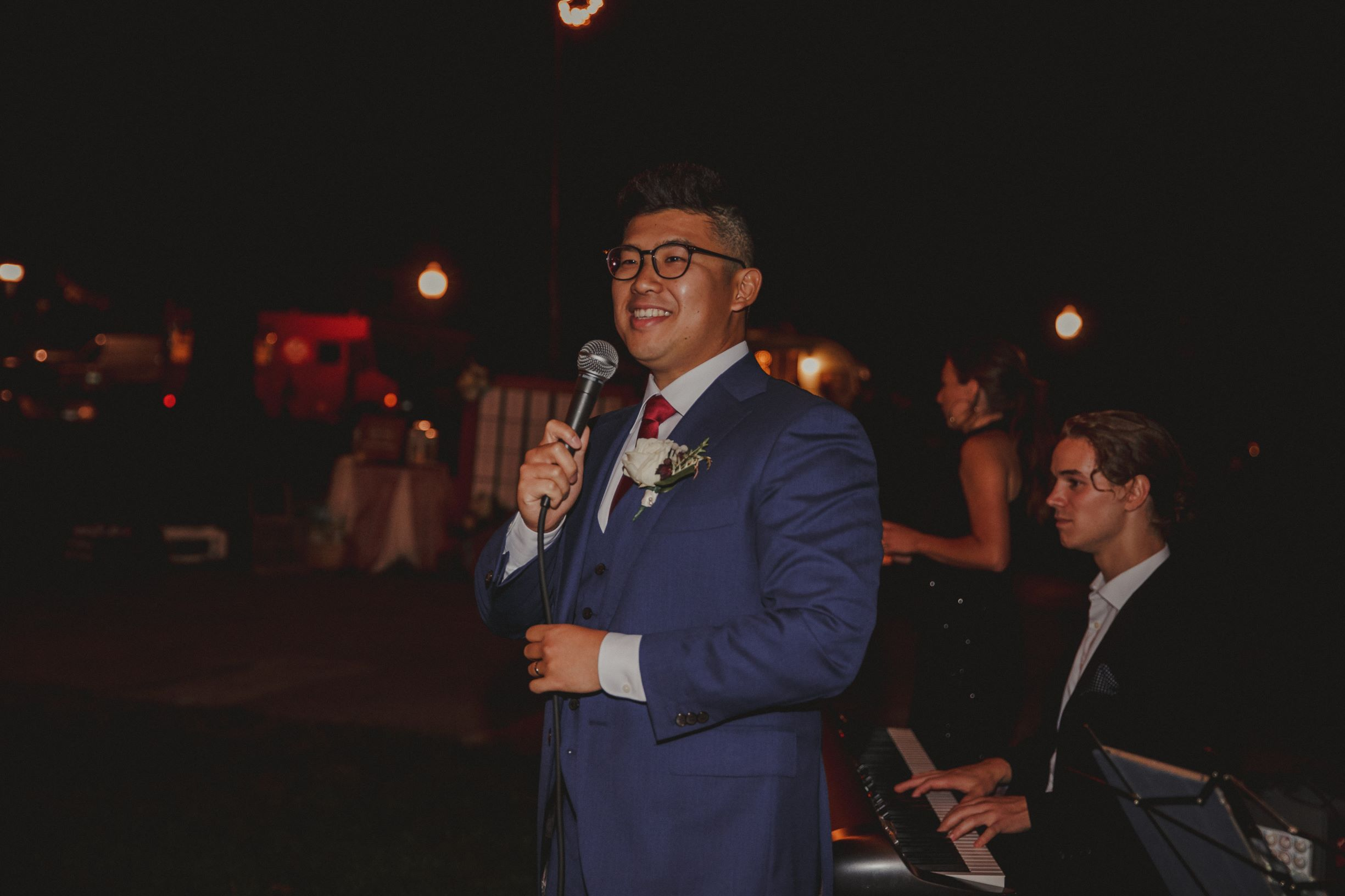 Jamison Brown House Wedding
