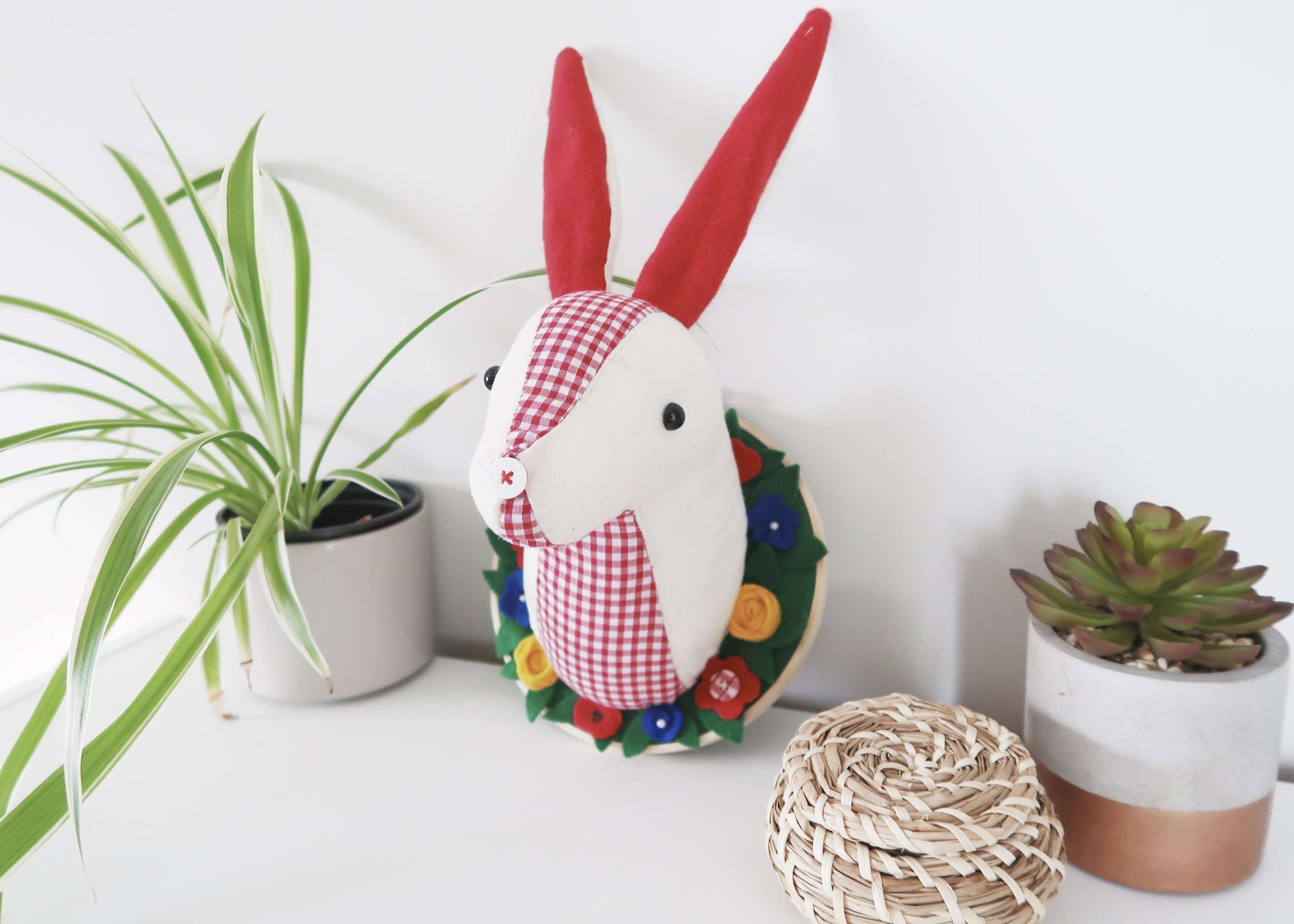 DIY March Hare with Makerly Crafts by Isoscella