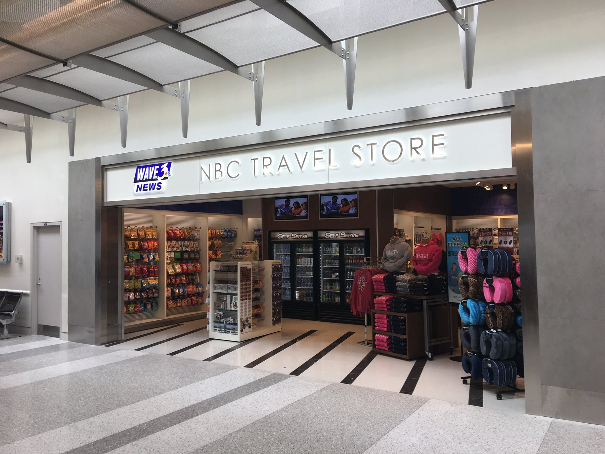 NBC TRAVEL STORE