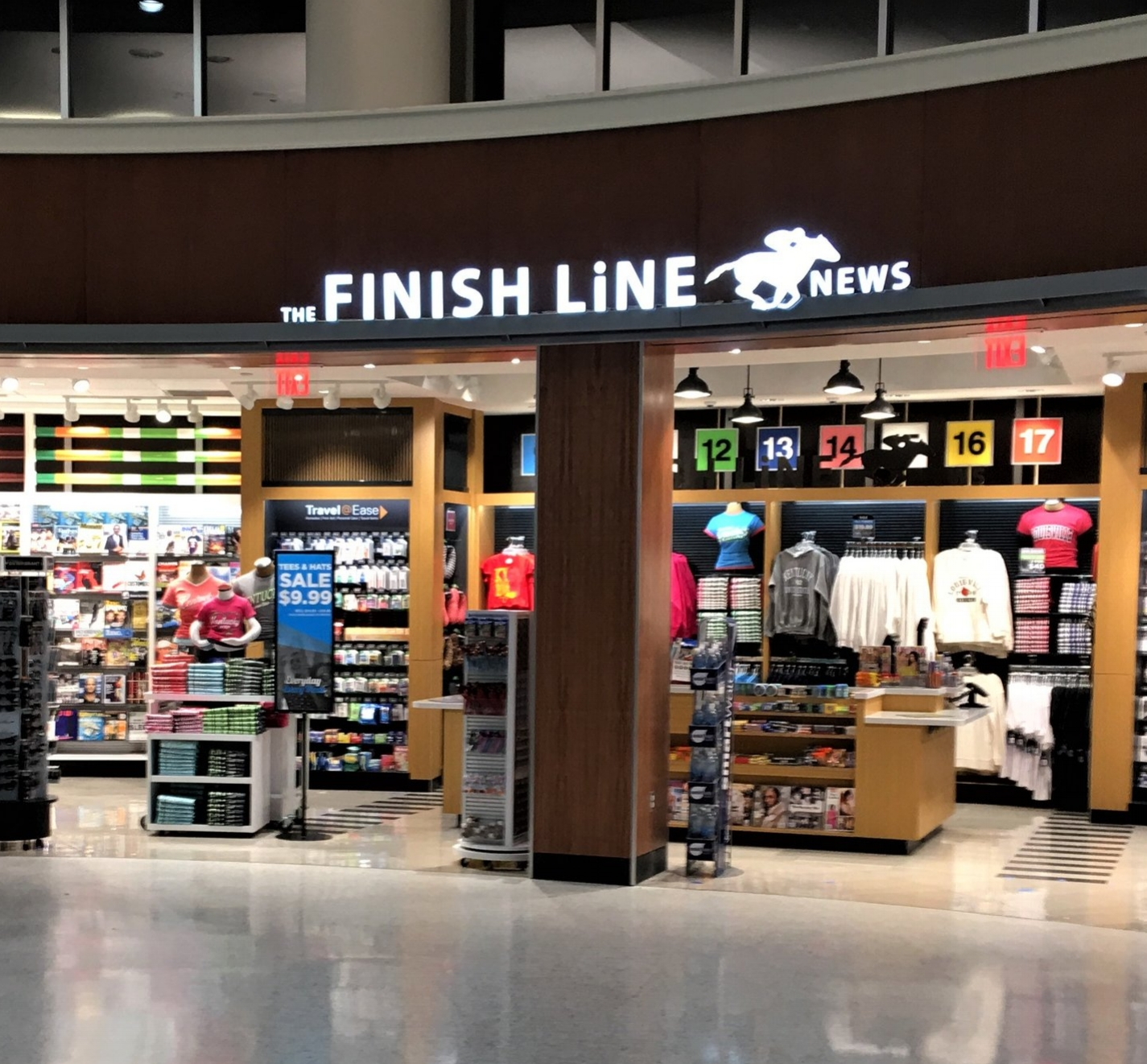 THE FINISH LINE NEWS