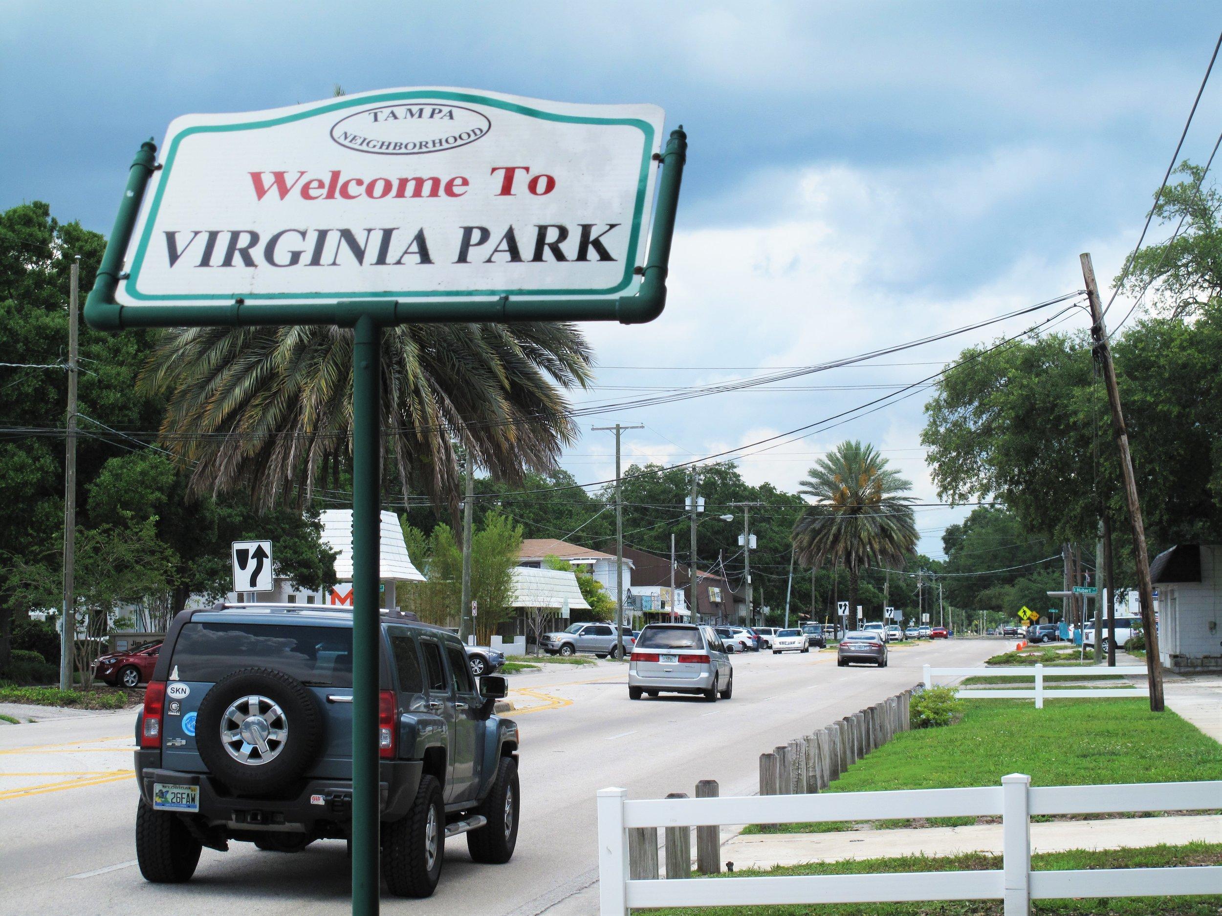 Virginia Park   Palma Ceia West