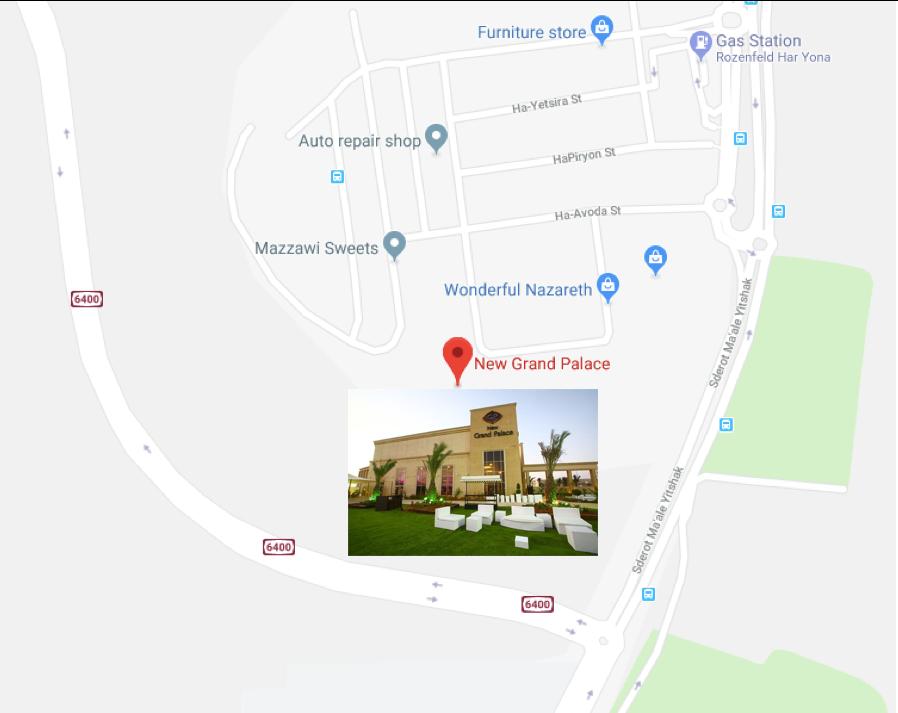 Address العنوان  Ha-Avoda St 41, Nazareth Ilit, Israel