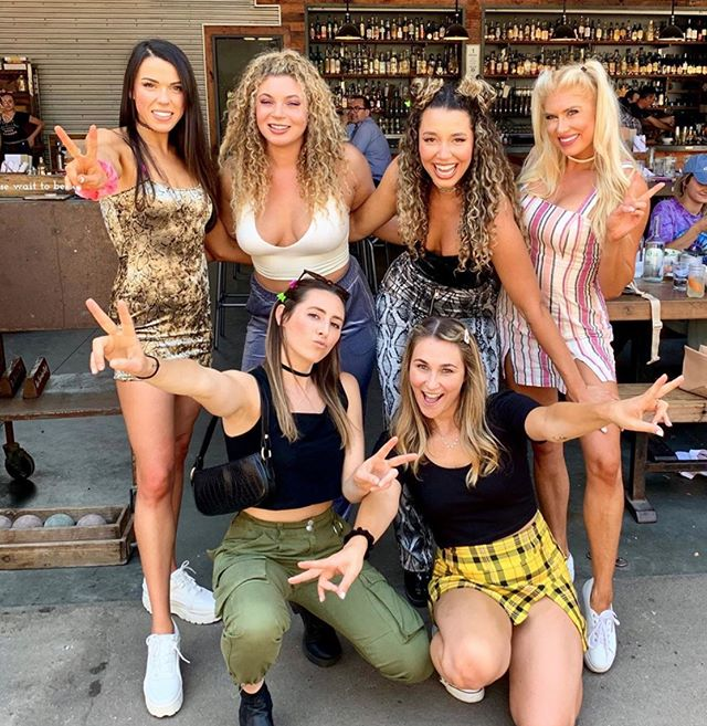 Spice up your life 🤘🏽 Love seeing you guys having the best time at Brewsters. By the way, if you want to host a bigger party, head to our bio link - we do all kinds of events, lunches, dinners, pretty much anything you need. Photo shared by @_jessiecarter, keep doing your thing. #BrewstersBeerGarden . . . #spicegirls #spiceupyourlife #partytime #girlsnight #petaluma #petalumalocal #visitpetaluma #petalumadowntown #downtownpetaluma #bestbarsbayarea #weekendvibes #petalumalocal #party #sonoma #girlstrip #girlsweekend #girlboss #northbay