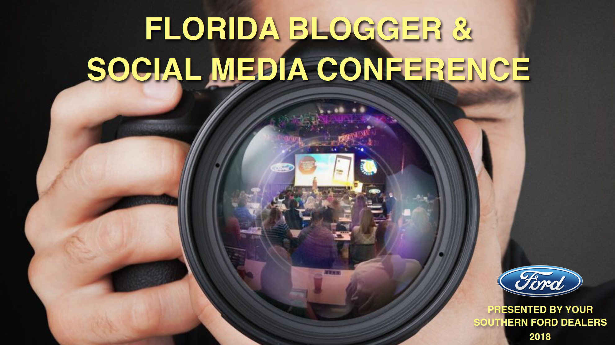FlBlogCon Official Guide Cover Art