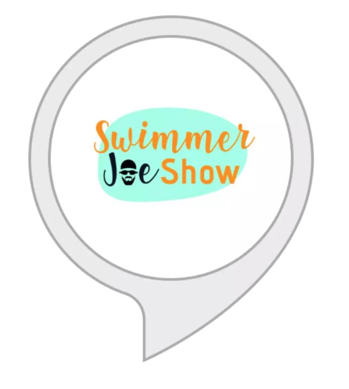 SwimmerJoe: Icon for Alexa Skill