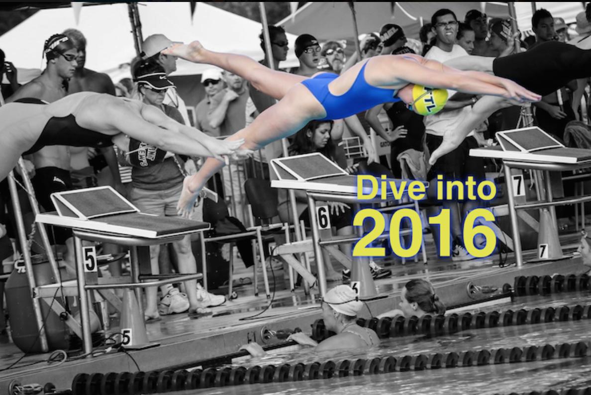Florida Swim Network: Social Media Graphic