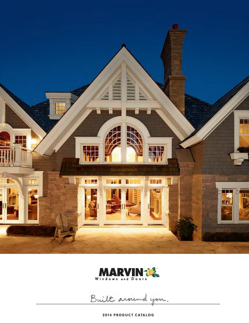 Marvin Windows & Doors 2016 Product Catalog Download
