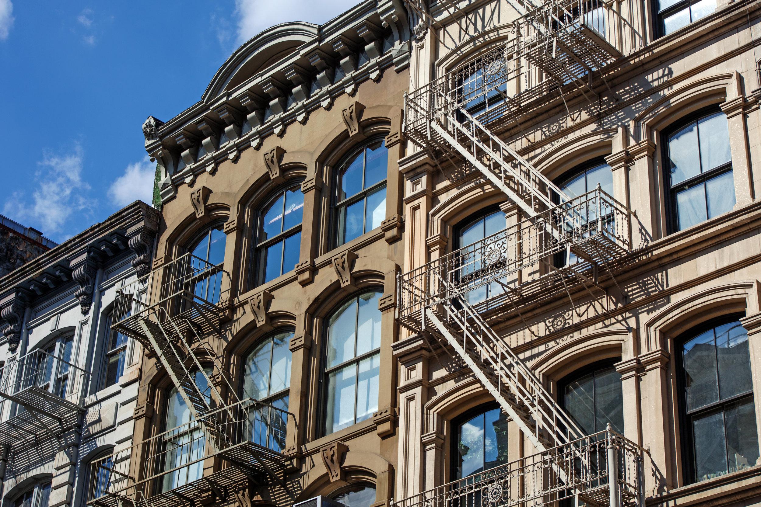 Historic Window Repair and Replacement in Midtown Manhattan