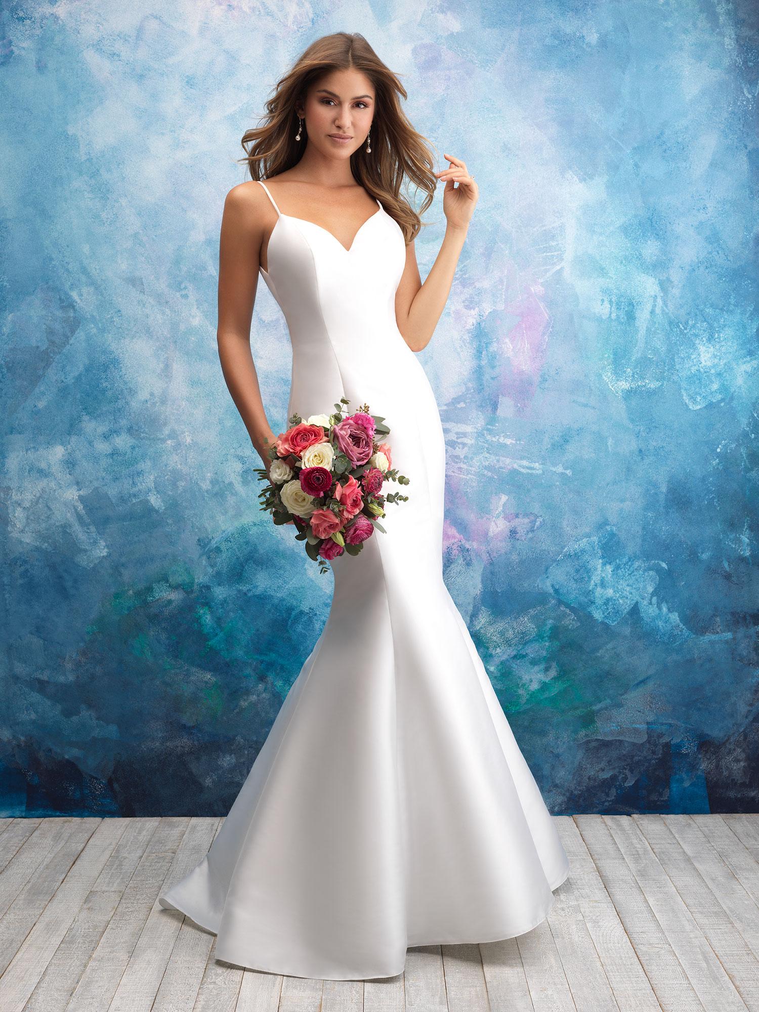 Allure Bridals 9558